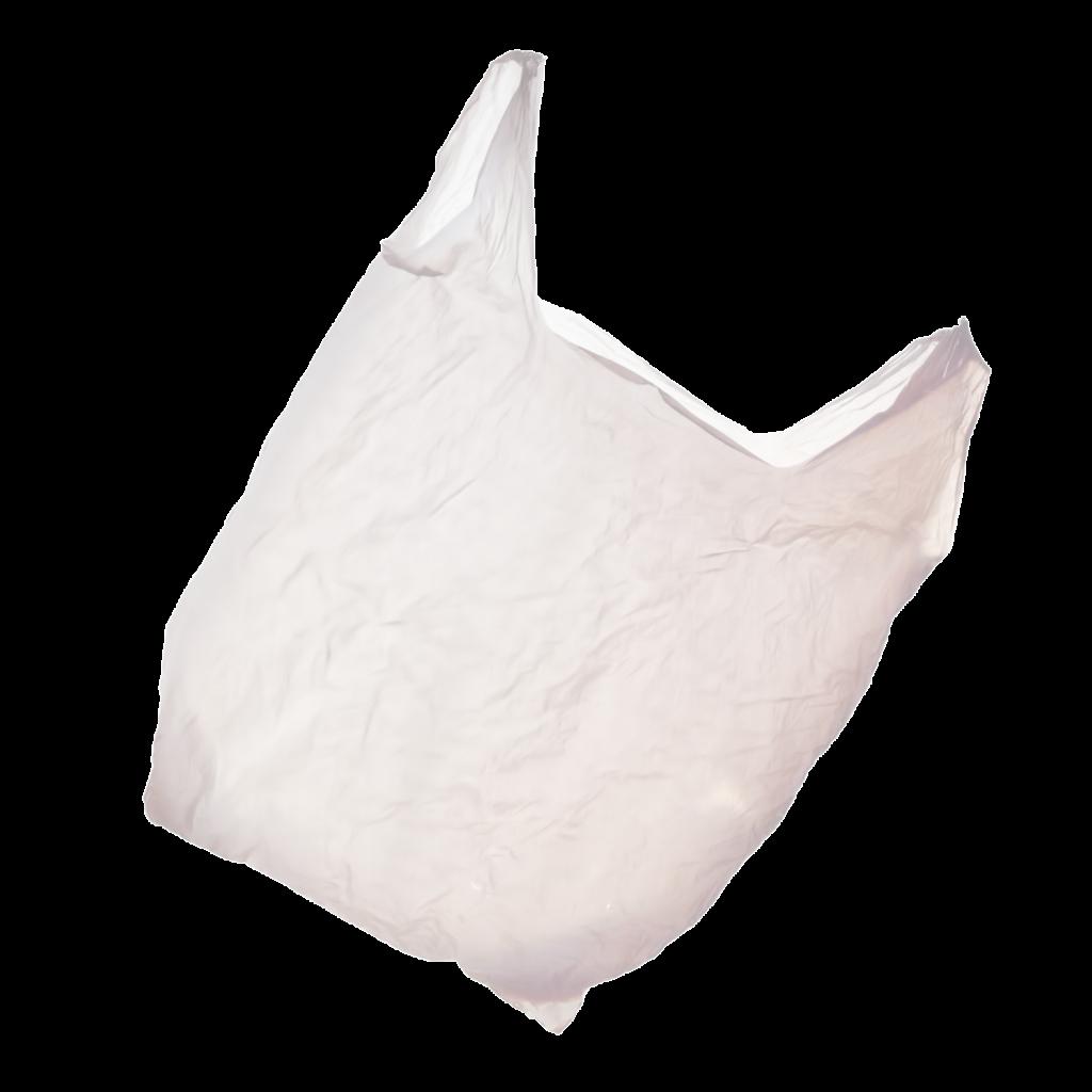 SINGLE USE PLASTIC BAGS