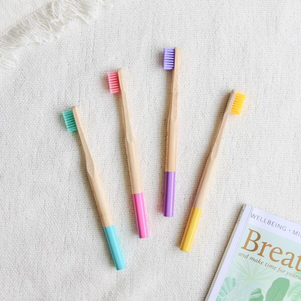 Eco Dental Brush Medium