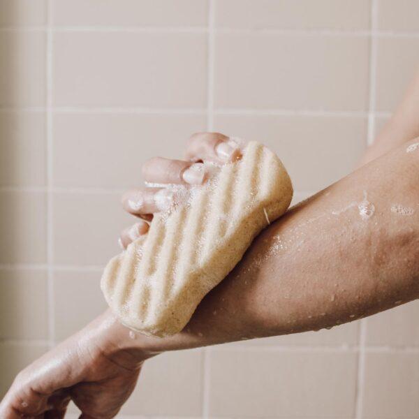 Bath Sponge Konjac Large
