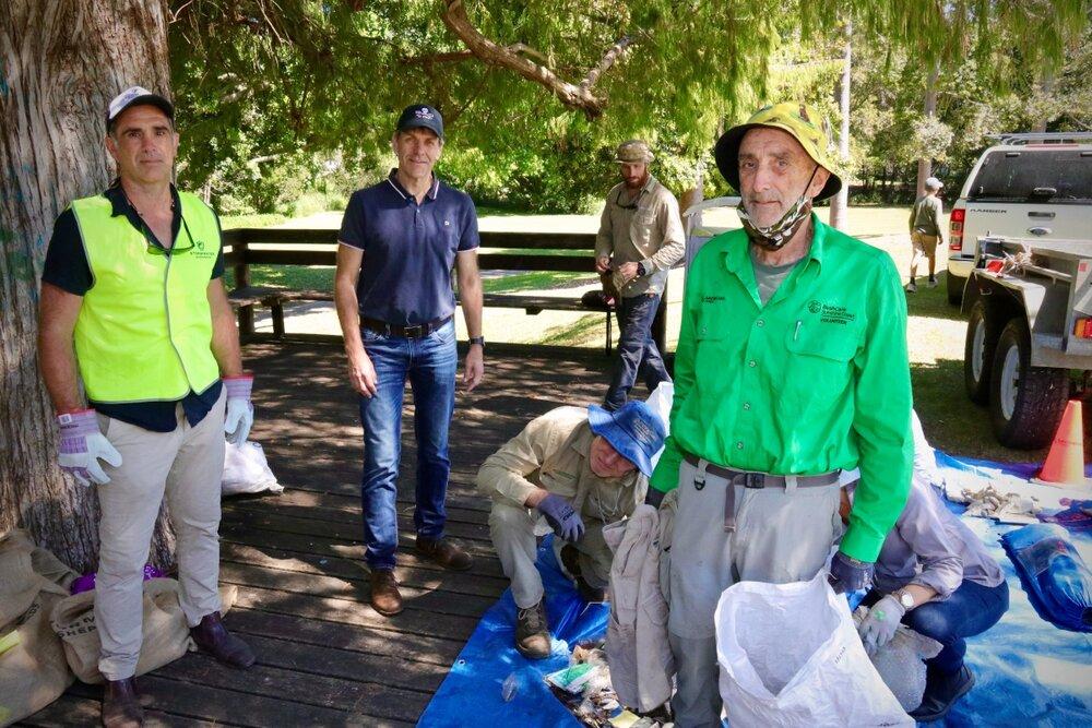 Petrie Creek Clean Up